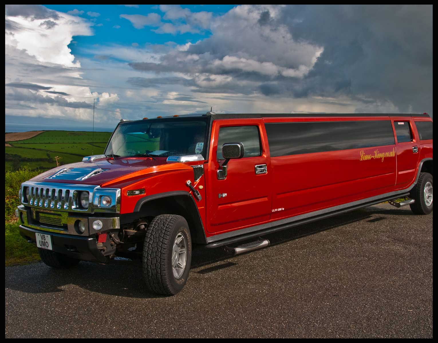 click to book our hummer limo
