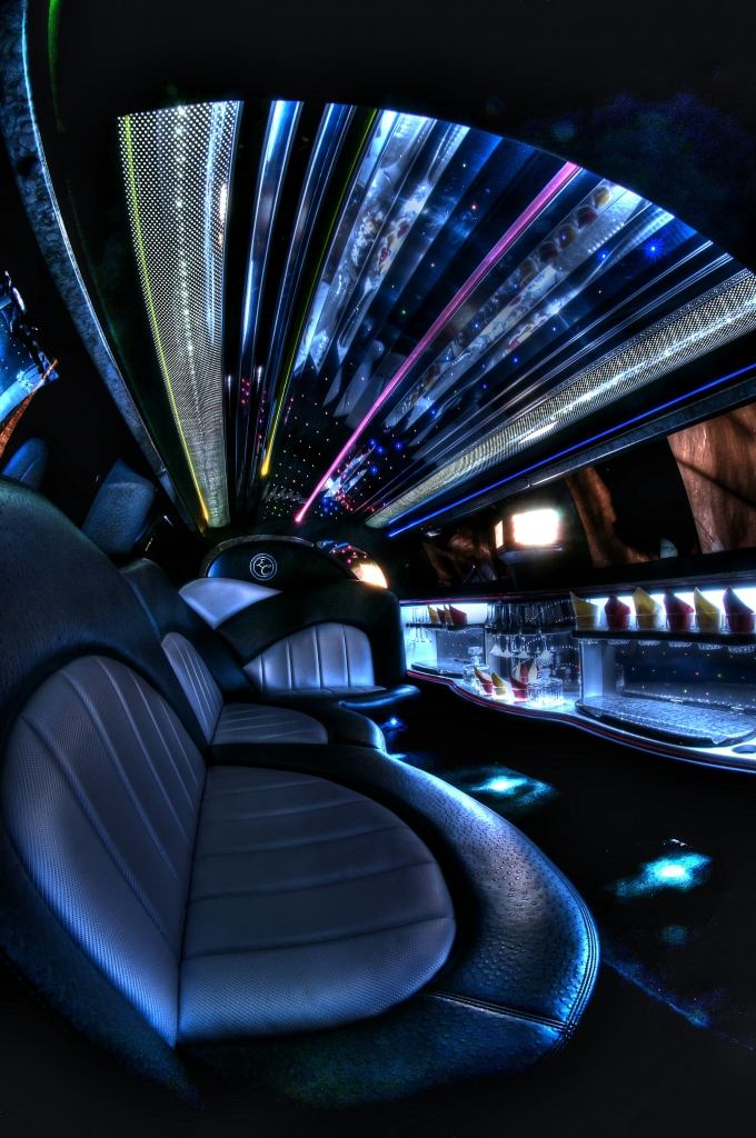 chrysler limo interior style